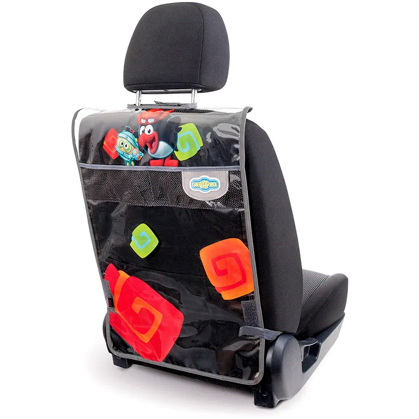 Накидки на спинку сидения от грязных детских ног