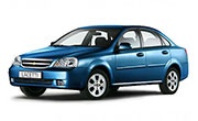 Chevrolet Lacetti / Daewoo Gentra / Ravon Gentra